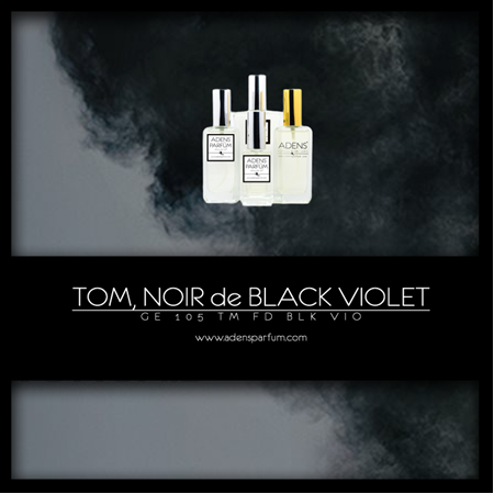 TOM, NOIR de BLACK VIOLET